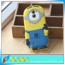 top design cartoon design cell phone cover for samsung s3