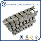 Hot Sales Magnetized Arc Shape Neodymium N35