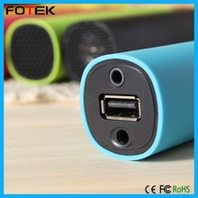 usb output mini portable power bank charger for smart phone