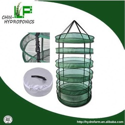 Plant Herb Drying Net/dry net collapsible quick cure rack for drying
