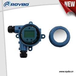 high accuracy Pt100 k type smart temperature transmitter with LED display