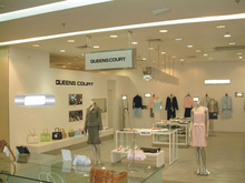 Muti-function dress display furniture and decoration for ladies dress shop