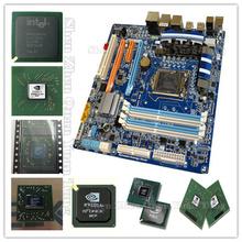 IC E7400 SLGW3 CPU
