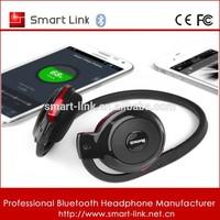 Neckband Sports Super Bass Lightweight Wireless Smartphone Bluetooth Headphone MP3 FM For Runnuing