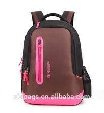 "2014New business casual 15""large capacity shoulder laptop bag computer bags backpack men"