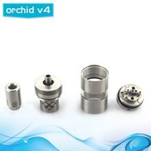 Alibaba china e-cigarette supplier direct wholesale rda atomizer orchid v4 clone
