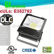 Top quality IP65 UL cUL(UL NO.E352762) DLC outdoor marine flood lights