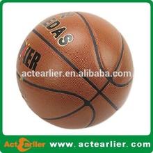 pu size 7 laminated basketball