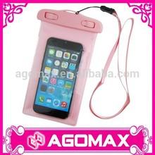 Small MOQ classic gift fashion mobile pvc pouch case