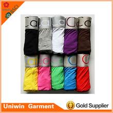 Cotton Mens Underwear Boxers Wholesale