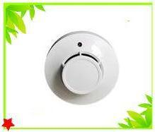 Home use YA-200-2 Wired Network Photoelectric Smoke Alarm