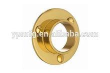 Shenzhen customized precision cnc turning brass bearing bushing