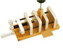 Pen Blank Centering Heinrich Drill Press Hand Tools Vise