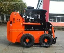 JC45G skid steer loader,37kw,700kgs
