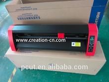 creation cutting plotter with stepper motor 24 vinyl letter cutter with coreldraw factory 630 cutting plotter car sign cutter