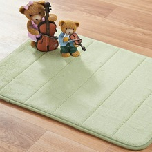 Anti-slip memory foam floor mat price competitive