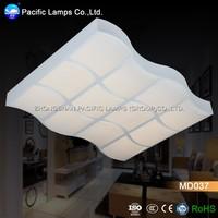 Modern luster acrylic led fancy light fittings