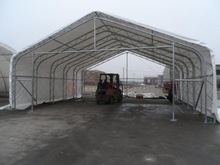Clear Span Portable Fabric Building for sale