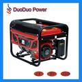 Generador Monofásico de Gasolina ChongQing La Nueva Reparación para el hogar (DD2000)