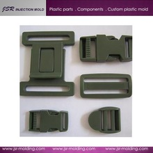 Low price ! Chinese supplier offers OEM service for plastic cam lock buckle , 3 way plastic buckle for plastic seat belt buckle