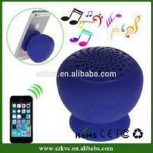 i-Ever Super Bass Sucker Wireless Speaker, silicone mushroom shape Bluetooth Speaker