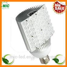 MIC bridgelux E40 50w street light automatic switch 3 years warranty