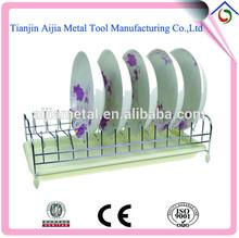 metal kitchen dish racks / dish drying racks