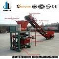 Lmt4-35 küçük delikli blok makinesi üretim hattı almanca