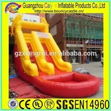 Hot sale 18ft inflatable slide