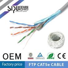 Sipu boa qualidade FTP cat5e usb link de rede cabo splitter