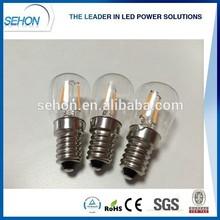 New product christmas lights mini led light 1w E14 led bulb refrigerator led bulb