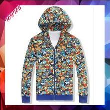 character custom made wholesale plain hoodies
