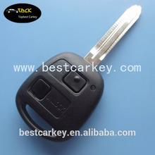 433 mhz 2 buttons toyota car remote key Toyota prado land cruiser key