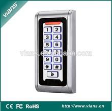 singal door luminous keyboard optional EM amd FM card access control keypad