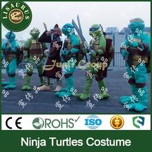 Lisaurus-J Real character ninja turtles mascot costume