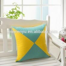 Decorative Pillow Cover soft plush Modern simplicity cushion