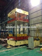 YZM32-315T muntifunctional deep drawing 3 beam hydraulic metal press machine