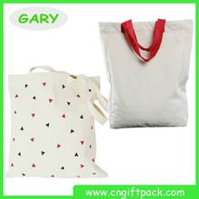 Promotional Custom Printed Canvas Tote Bag/cotton Tote Bag