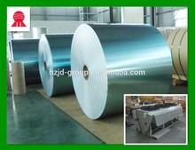 aluminum foil composition