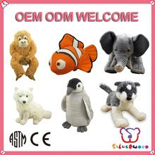 GSV ICTI Factory high quality stuffed promotion alpaca stuffed animal
