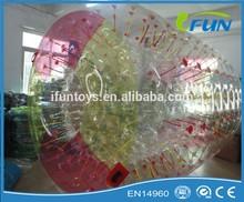 2014 Popular Water Wheel Roller/Water Roller Inflatable/Water Sphere Ball