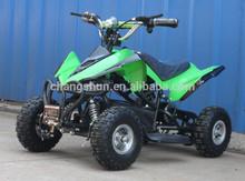 eléctrica 36v500w800w1000w baratos mini quads para niños