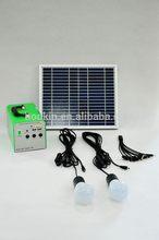 Customized hot sale 30w solar power system grid tied