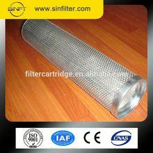 Sinfilter-459 High filtration efficiency replacement hydraulic oil filter fiberglass cartridges parker g04276