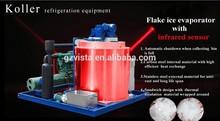 large capacity flake ice machine (8 tons / day)