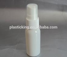 30ML PE Pump Pressure /Edible nozzle /Medical Plastic Spray Bottle