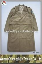 military overcoat for men