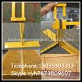 Metal soldada portátil barato venda quente canada temporária fence( china fabrico& entrega rápida)