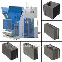 2014 hongfa block machine made in china