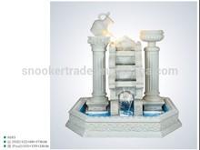 resin indoor rain fountain, European water fountain ALO3
